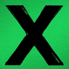 Roe's Best Albums of 2014: #9 – X by Ed Sheeran